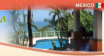 Vacation rentals sayulita mexico casa caracol for Casa jardin sayulita